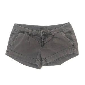 American Eagle | Stretch Gray Shorts
